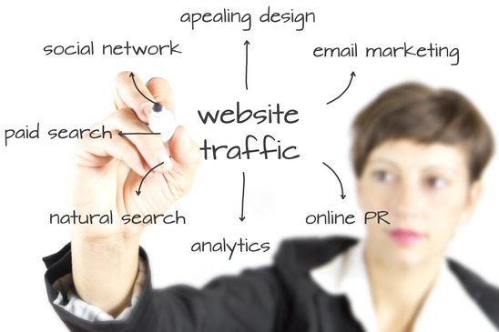 6 Simple Ways to Increase Your Traffic