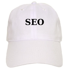 English: White hat seo symbolizes good ethic t...