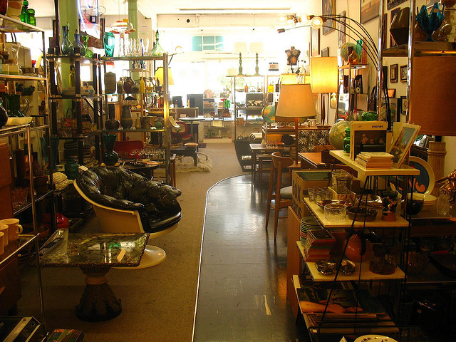 antique-store