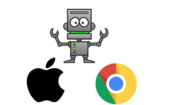 apple vs chrome - netbooks use in schools
