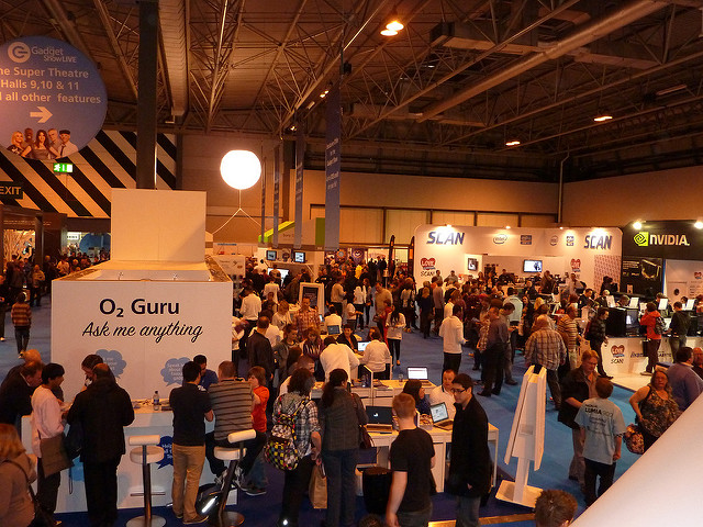 How To Ace Your Next Business Trade Show