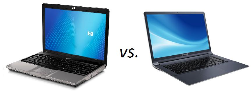 Palmtops, Netbooks, Ultrabooks, Notebooks, Laptops: which ...