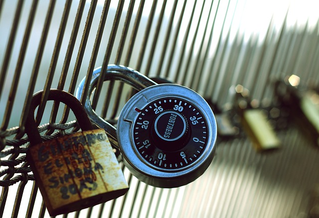 Picture of padlocks - protect your business information